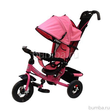 Трехколесный велосипед Sweet Baby Mega Lexus Trike Air 8/10 Pink