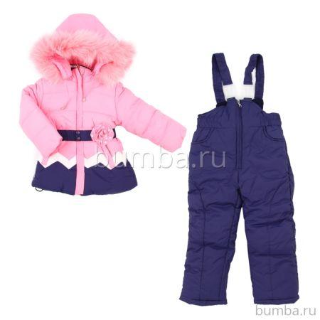 Куртка с полукомбинезоном зимние Fun Time BKF1720M