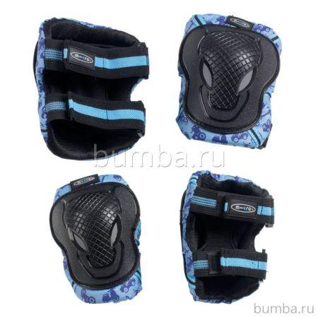 Комплект защиты 2 в 1 Micro (синий)