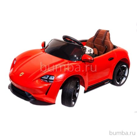 Электромобиль ToyLand Porsche Sport QLS 8988 (красный)