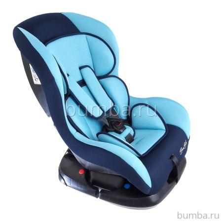 Автокресло Bambola Bambino (сине-бирюзовый)