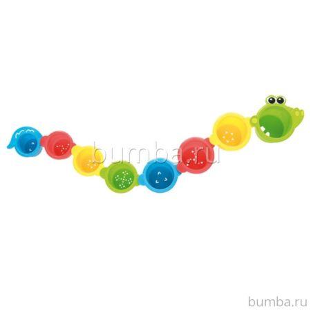 Развивающая игрушка Playgro Крокодильчик