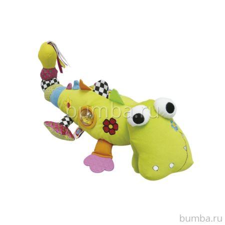 Развивающая игрушка Biba Toys Крокодил