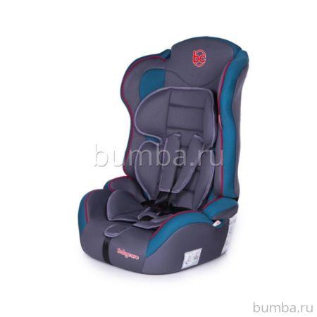 Автокресло Baby Care Upiter Plus (серо-голубое)