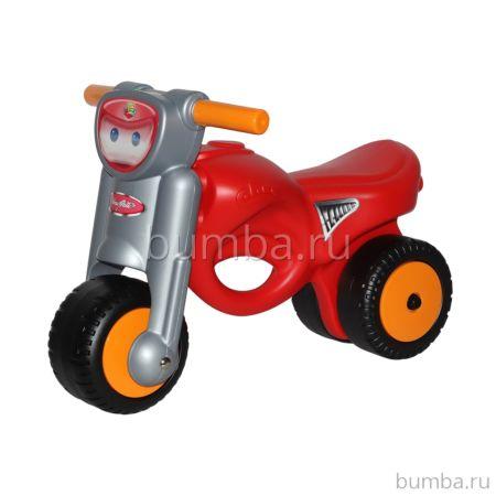 Мотоцикл-каталка Coloma Мини-Мото (Red)