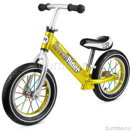 Беговел Small Rider Foot Racer Air (золотой)