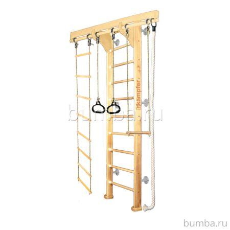Детский спортивный комплекс Kampfer Wooden Ladder Wall №1