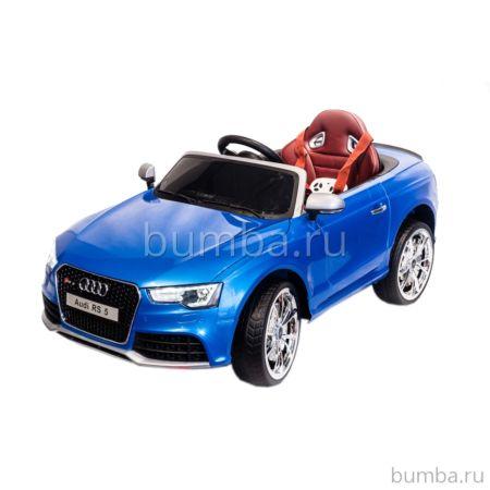 Электромобиль ToyLand Audi RS5 (синий)