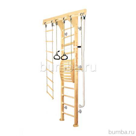 Детский спортивный комплекс Kampfer Wooden Ladder Maxi Wall (3 м) №1