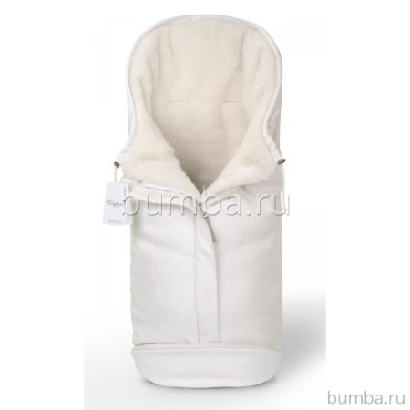Конверт для коляски Esspero Sleeping Bag Arctic White