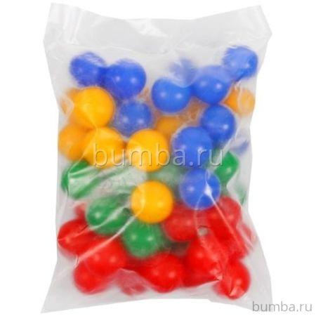 Набор шариков Toymart 5 см. 50 шт.