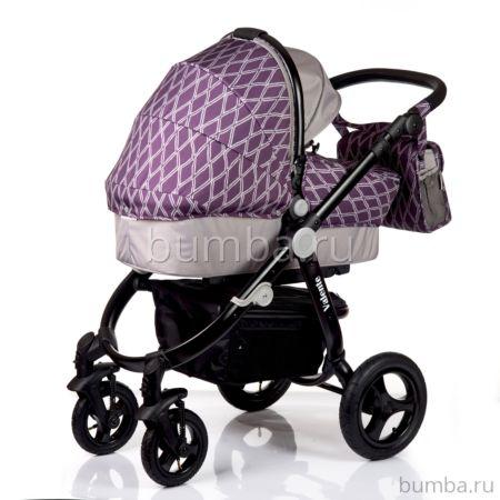Коляска 2 в 1 Babyhit Valente (violet grey)
