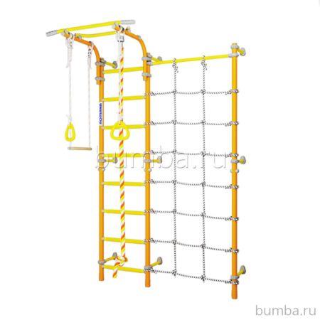Детский спортивный комплекс Romana Karusel S3 (оранжевый)