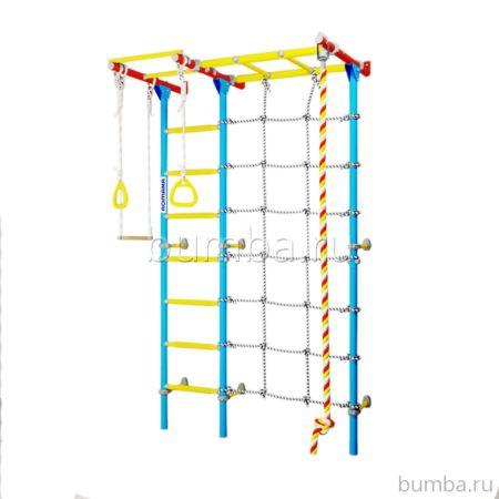 Детский спортивный комплекс Romana Karusel S7 (разноцветный)