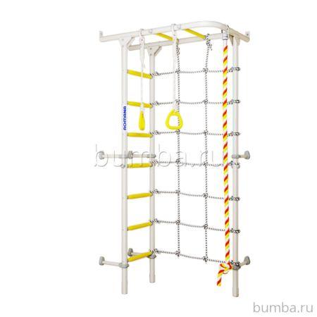 Детский спортивный комплекс Romana Karusel S4 (белый)