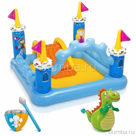 Игровой центр Intex 57138 Замок