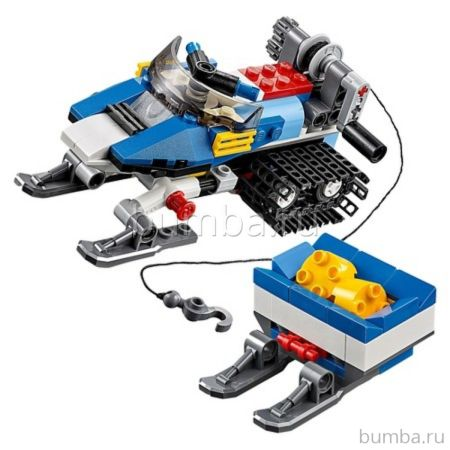 Конструктор Lego Creator 31049 Двухвинтовой вертолёт