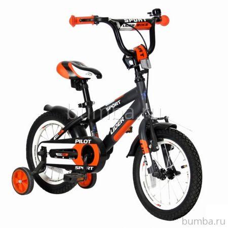 """Детский велосипед Velolider Pilot 14"""""""