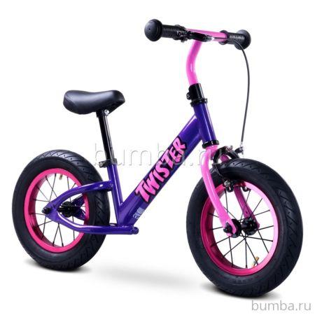 Беговел Toyz Twister (фиолетовый) ДИСКОНТ