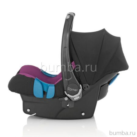 Автолюлька Romer Baby-Safe plus SHR 2 (cool berry)