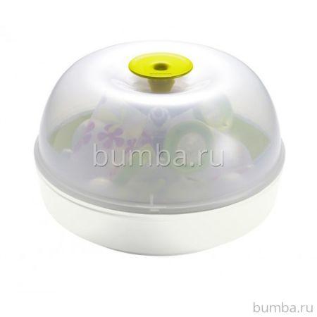 Стерилизатор для СВЧ-печи Beaba Steril'Twin Neon