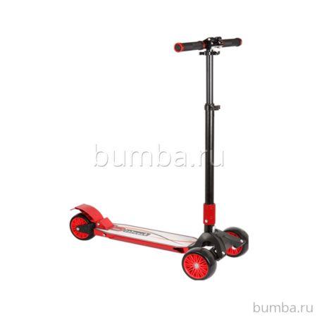 Кикборд BiBiTu Power (красный)