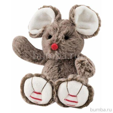 Мягкая игрушка Kaloo Мышка Руж (Шоколад)