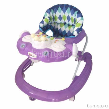 Ходунки Farfello 5509 (Фиолетовый)