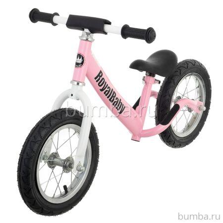 Беговел Royal Baby Jammer (розовый)