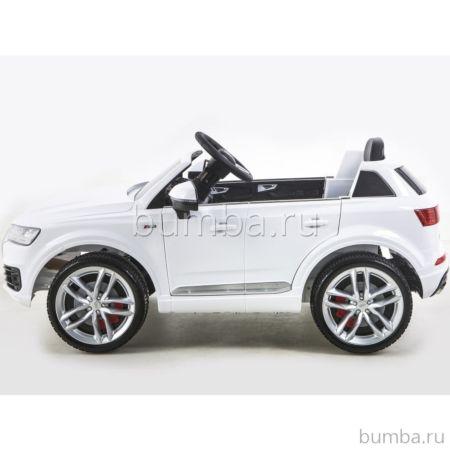 Электромобиль Coolcars Audi Q7 Luxury 2.4G (белый)