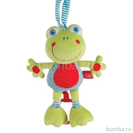 Подвесная игрушка Happy Baby Frolic Frogling
