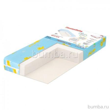 Матрас PloomaBaby Bico 4 H10 120х60х10см
