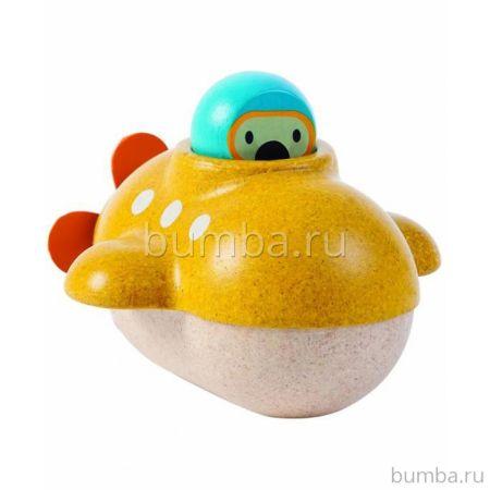 Игрушка для купания PlanToys Подводная лодка