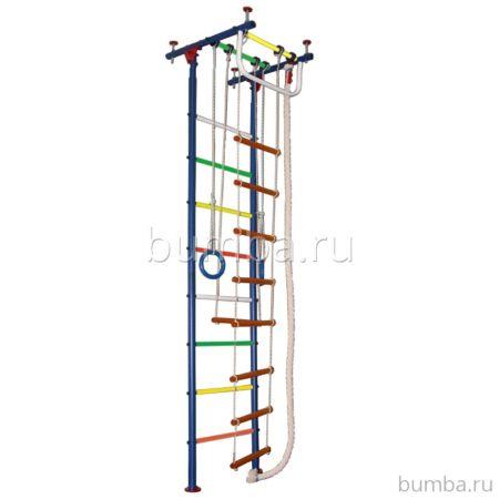 Детский спортивный комплекс Вертикаль Юнга 1 (мягкие ступени)