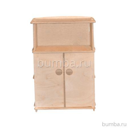 Шкаф с открытой полкой WoodLines