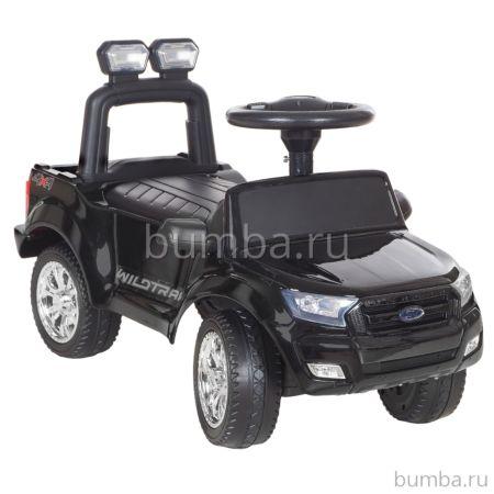 Каталка Ford Ranger (черная)