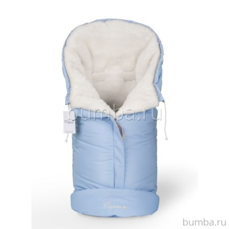 Конверт для коляски Esspero Sleeping Bag White Blue Mountain