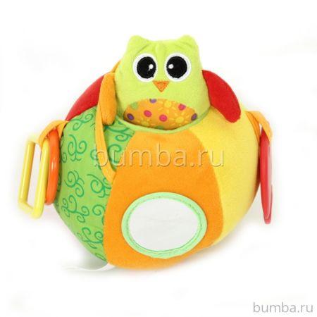 Развивающая игрушка I-Baby Сова на мяче