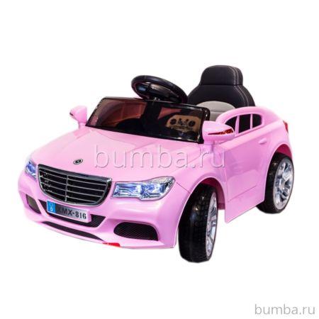 Электромобиль ToyLand BMW XMX816 (розовый)