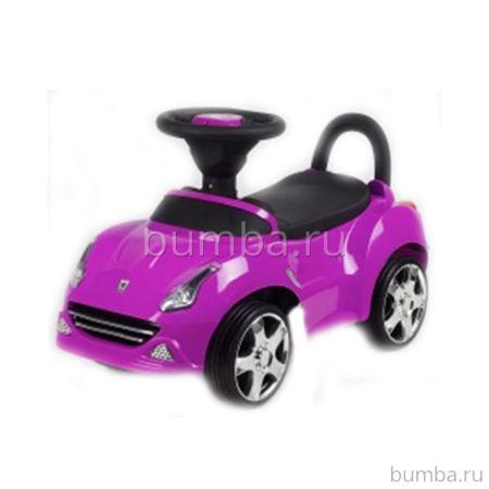 Каталка Ningbo Prince Toys Ferr Ari (фиолетовый) ДИСКОНТ