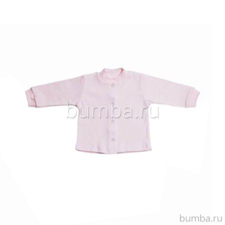 Кофточка для малыша Baby Care (розовая)