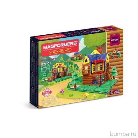 Конструктор Magformers Log House