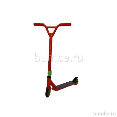 Трюковый самокат Lamborghini TB16B (красный)
