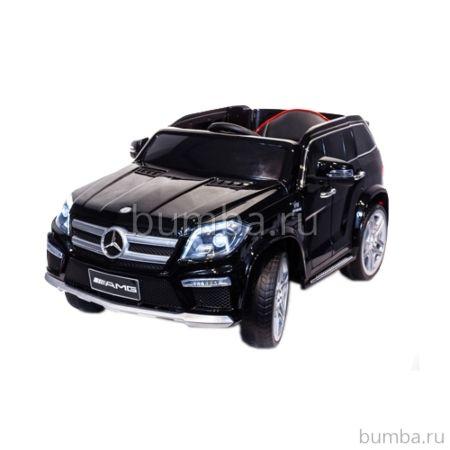 Электромобиль ToyLand Mercedes-Benz GL63 (черная краска)