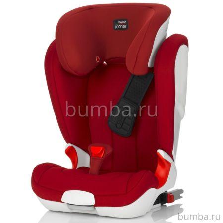 Автокресло Britax Romer KidFix II XP Flame Red Trendline