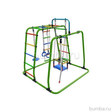 Детский спортивный комплекс Формула Здоровья Игрунок Т Плюс (салатовый)