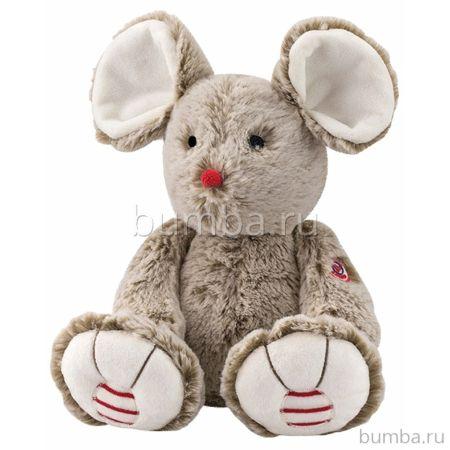 Мягкая игрушка Kaloo Мышка Руж средняя (Песочный)