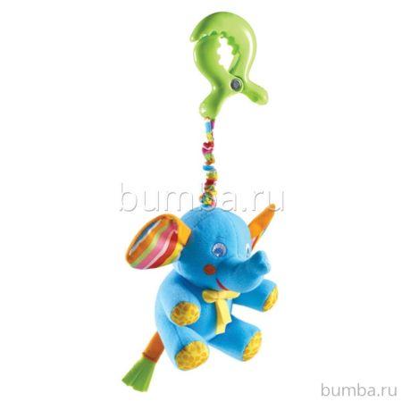Подвесная игрушка Tiny Love Слоненок Элл