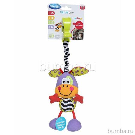Подвесная игрушка Playgro Корова