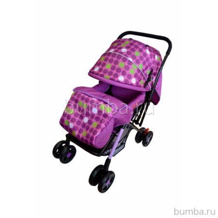 Коляска прогулочная Farfello T988A (Фиолетовый)